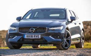 2018 Volvo V60 D3 Inscription (UK)